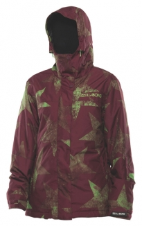 BILLABONG JELLY Jacke 2013 kiwi