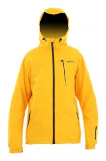 ONEILL EXPLORE JONES 2L Jacke 2013 chrome yellow