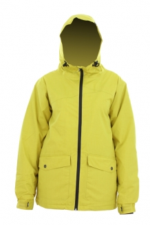 LIGHT JUNE Jacke 2013 sulphur