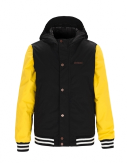ZIMTSTERN JYNX Jacke 2013 black/yellow