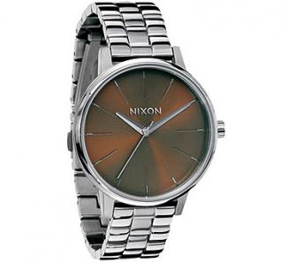 Uhr Nixon Kensington Watch brown