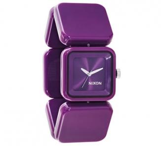 Uhr Nixon Misty Watch purple