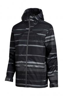 OAKLEY MOTILITY LITE Jacke 2013 black stripe
