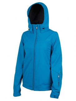 PROTEST NADA Softshell Jacke 2013 blue moon