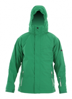 QUIKSILVER NEXT MISSION PLAIN YOUTH Jacke 2013 field green