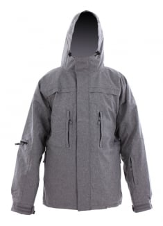 LIGHT NINE Jacke 2013 grey heather