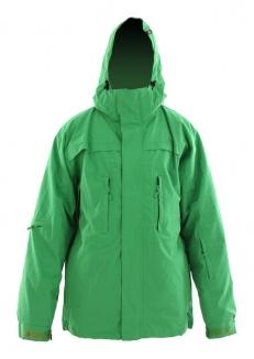 LIGHT NINE Jacke 2013 kelly green