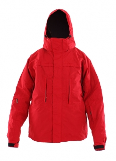 LIGHT NINE Jacke 2012 ribbon red