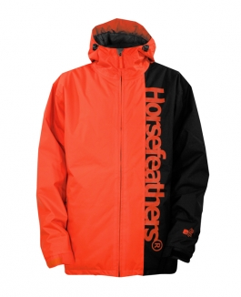 HORSEFEATHERS ARKTUR KIDS Jacke 2012 red