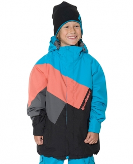 HORSEFEATHERS ORBIT KIDS Jacke 2013 blue