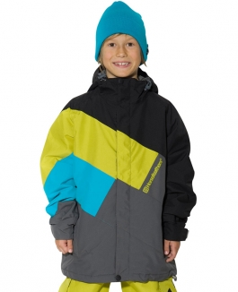 HORSEFEATHERS ORBIT KIDS Jacke 2013 black