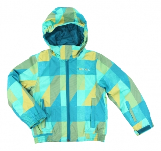 ONEILL GIRLS ESCAPE OPAL Jacke 2013 blue aop 5