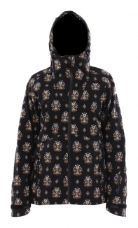 MALOJA PAULAM FLOWER Jacke 2013 moonless