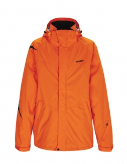 ZIMTSTERN PORTER Jacke 2013 light orange/dark grey