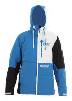 PICTURE RESPECT Jacke 2013 blue