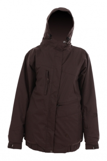 LIGHT SARA Jacke 2013 brown