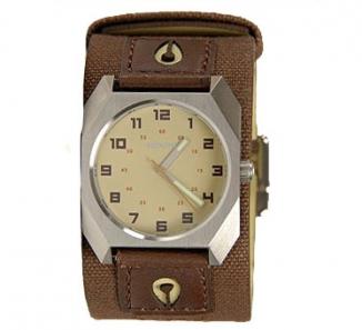 Uhr Nixon Scout Watch antique brown