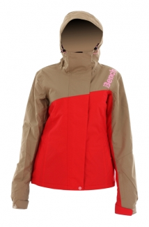 BENCH SNOW SALLY Jacke 2013 kelp