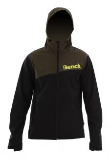 BENCH SOLLUX Softshell Jacke 2013 black