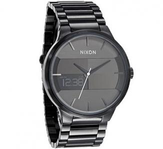 Uhr Nixon Spencer Watch all black