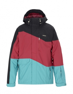 ZIMTSTERN SPIKE OXFORD Jacke 2012 cherry