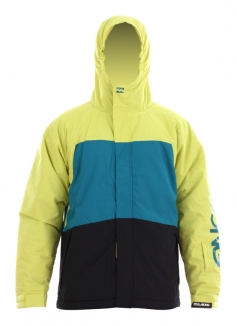 BILLABONG STRIKE Jacke 2013 lime