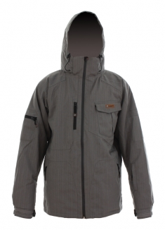 LIGHT SWINDLE Jacke 2013 dove