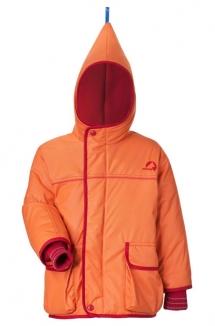 FINKID TALVI Jacke 2013 orange/red