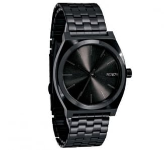 Uhr Nixon Time Teller Watch all black