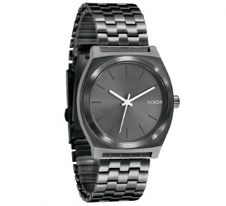 Uhr Nixon Time Teller Watch all gunmetal