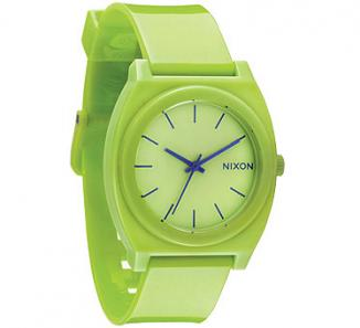 Uhr Nixon Time Teller P Watch lime
