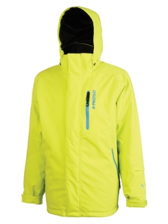 PROTEST TIMO JR Jacke 2013 lime punch