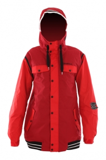 ONEILL FREEDOM TOOTS Jacke 2013 rio red