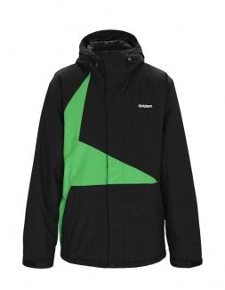 ZIMTSTERN VEGA Jacke 2013 black/green