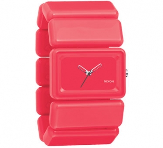 Uhr Nixon Vega Watch bright pink