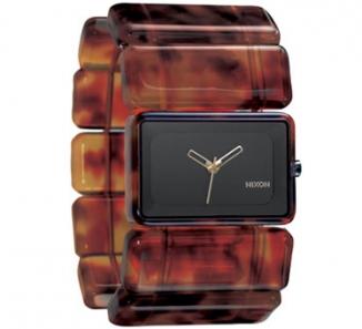 Uhr Nixon Vega Watch tortoise