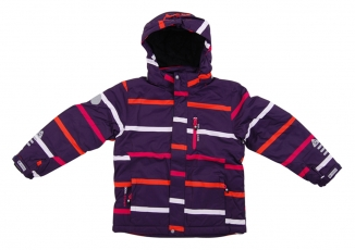 COLOR KIDS WAVE Jacke 2013 purple velvet