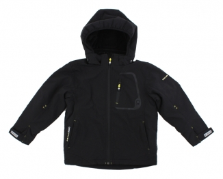 COLOR KIDS WETAR Softshell Jacke 2013 black