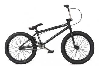 "JUSTICE 21"" BMX Bike 2012 black/chrome"