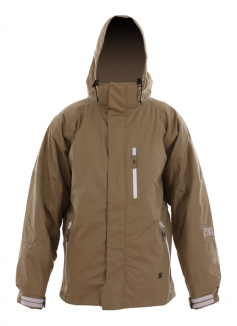 LIGHT ZINGER Jacke 2013 bronze