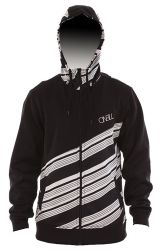 ANGLED Fleece 2012 white aop