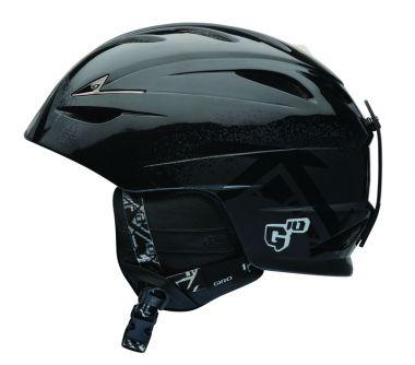 GIRO G10 Helm 2013 black poncho