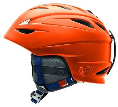 GIRO G10 Helm 2014 matte orange - S