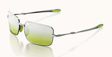 SMITH SAINT Sonnenbrille chrome/green gradient mirror