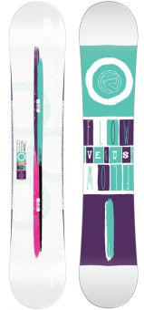 FLOW VENUS Snowboard 2014 bright - 143
