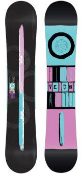 FLOW VENUS Snowboard 2014 black - 143