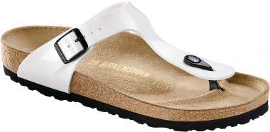 BIRKENSTOCK GIZEH Sandale 2015 white polish