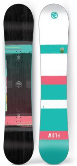 FLOW VENUS Snowboard 2016 black - 155