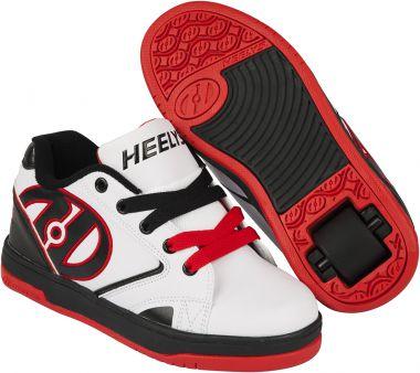 HEELYS PROPEL 2.0 Schuh 2016 white/black/red - 38