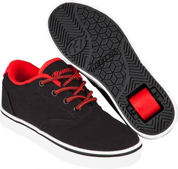HEELYS LAUNCH Schuh 2017 black/black/red - 38